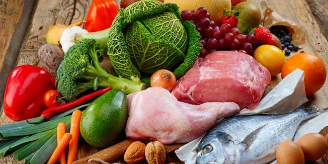 Aliments Paléo