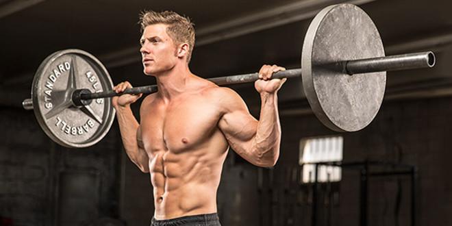 Exercices torse-jambe